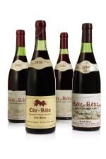 Mixed Lot (5 BT)   Rhône Red   Jamet   1970s & 1980s