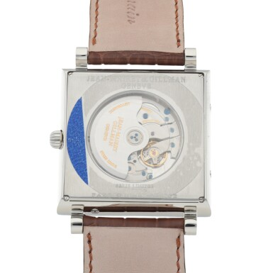 View 4. Thumbnail of Lot 419. CONTINENTES STAINLESS STEEL MULTI TIME-ZONE WRISTWATCH CIRCA 2005.