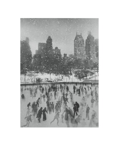 View 1. Thumbnail of Lot 90. ED PFIZENMAIER | SELECTED IMAGES OF NEW YORK.