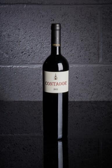 View 1. Thumbnail of Lot 769. Rioja Contador 2011 Benjamin Romeo (6 BT).