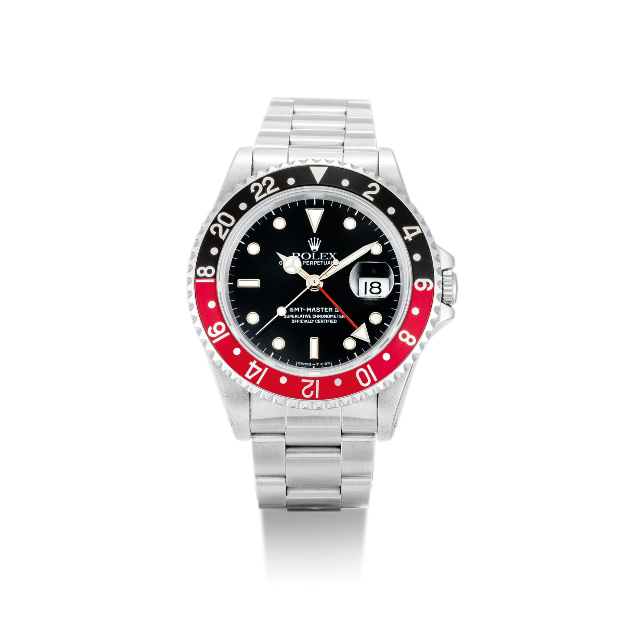 """View 1 of Lot 2128. ROLEX 