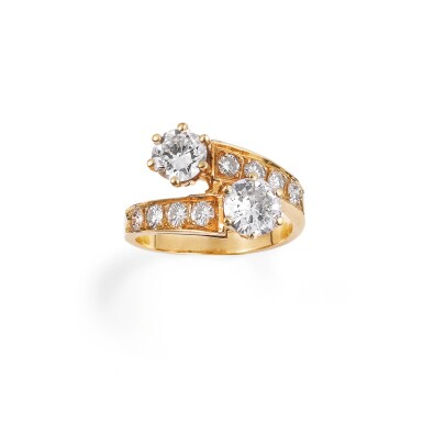 Diamond ring [Bague diamants]