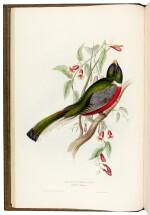 GOULD, J. | Monograph of the Trogonidae, London 1835-1838, folio