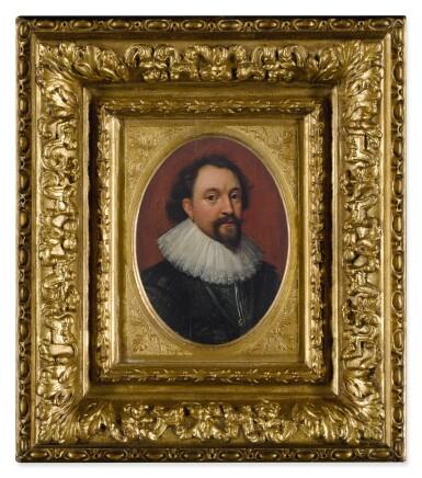 View 2. Thumbnail of Lot 618. Portrait of William Herbert, 3rd Earl of Pembroke (1580 - 1630).