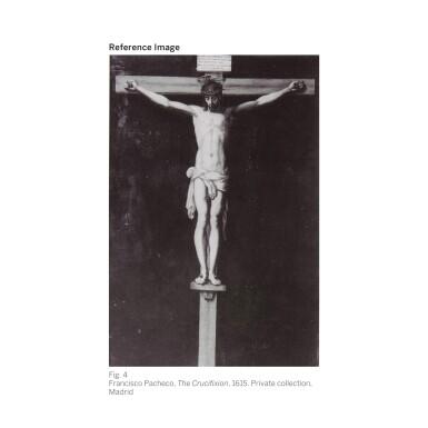 View 5. Thumbnail of Lot 12. FRANCISCO DE ZURBARÁN   Christ on the Cross   弗朗西斯科・德・蘇巴蘭   《十字架上的基督》.
