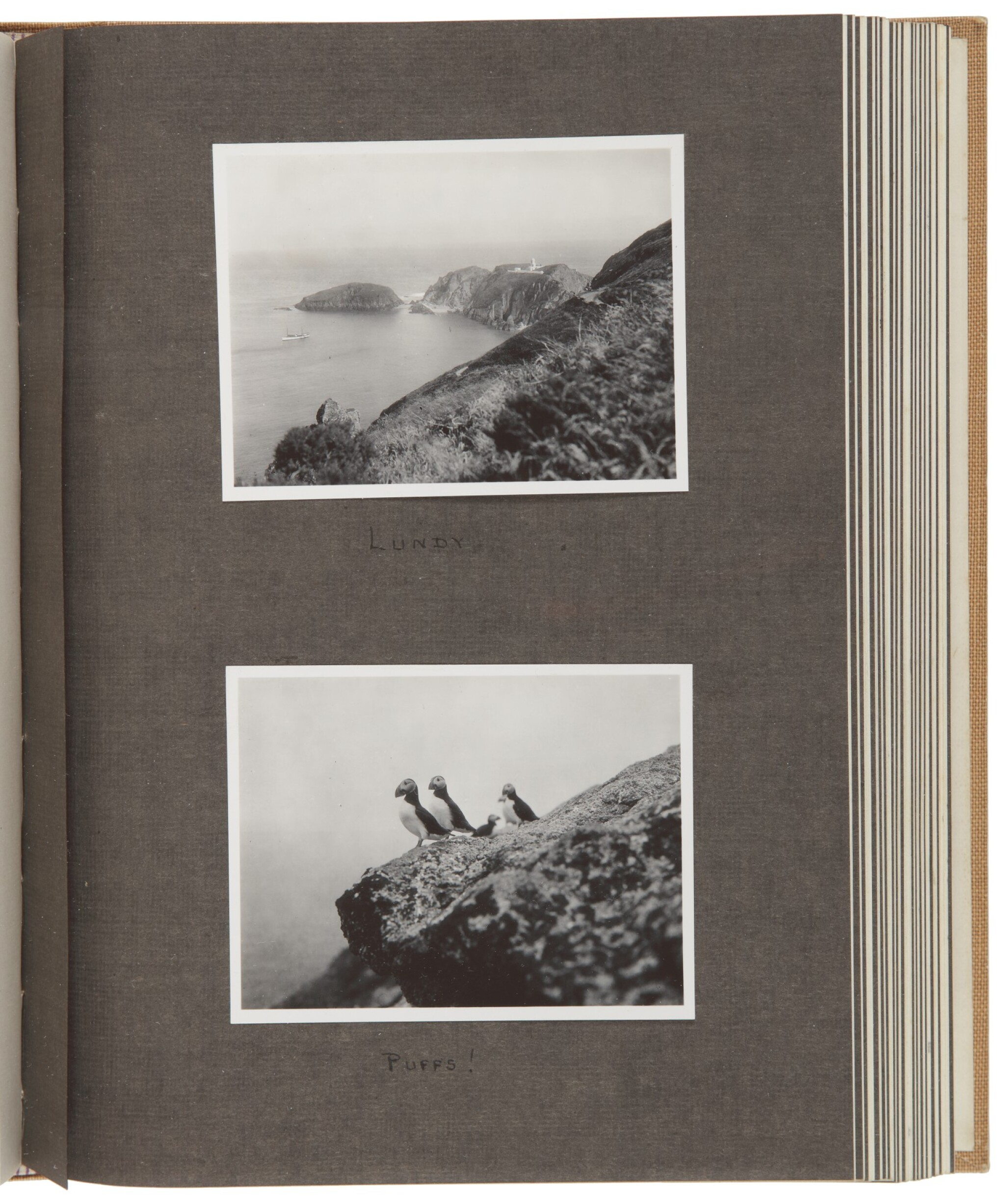 View full screen - View 1 of Lot 18. [INDIA] — JOHN CLOUGH | An archive of manuscript, typescript, and photographic material, related to John Clough's hunting expeditions in India. Ca. 1927-1935 .