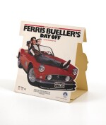 Ferris Bueller's Day Off (1986) special display, British