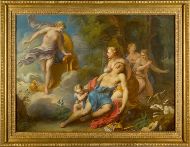 View 2. Thumbnail of Lot 186. Venus and Adonis.