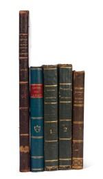 Peloponnese/Morea, 5 volumes in French | by Buchon (Atlas), Castellan, Mangeart, and Stephanopoli