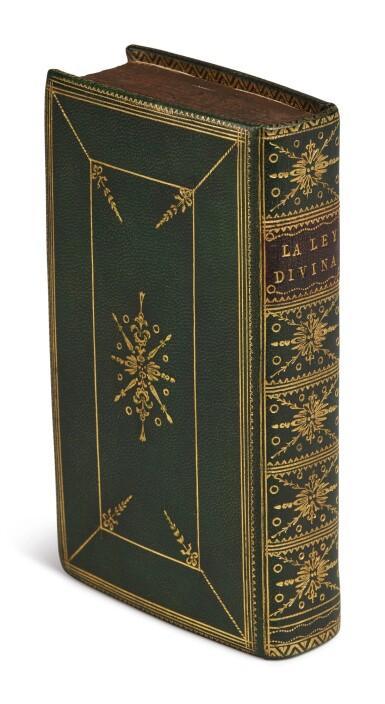 View 2. Thumbnail of Lot 163. HUMAS, O CINCO LIBROS DE LA LEY DIVINA. JUNTAS LAS APHTAROT DEL AÑO (PENTATEUCH WITH HAFTAROT IN JUDEO-SPANISH), AMSTERDAM: MENASSEH BEN ISRAEL, 1654-1655.