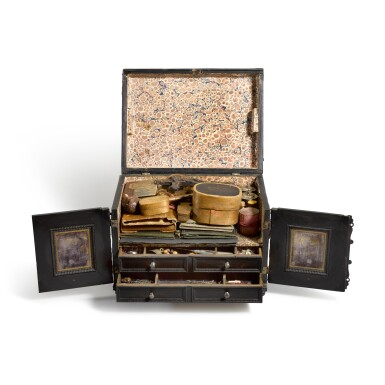 View 3. Thumbnail of Lot 170. An extraordinary assemblage of objects pertaining to the occult and witchcraft, 17th to 20th century.