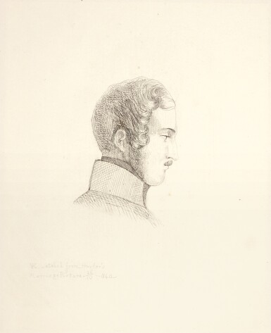 View 3. Thumbnail of Lot 107.  A PRESENTATION ALBUM OF 80 ETCHINGS BY QUEEN VICTORIA AND PRINCE ALBERT. [WINDSOR CASTLE, 1840-1848].