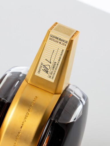 View 3. Thumbnail of Lot 5044. Glenmorangie Pride 41 Year Old 52.0 abv 1974  (1 LITR).