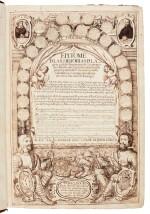 Martínez Calderón, Epitome de las historias de la gran casa de Guzman, manuscript dated 1638, 2 volumes