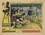 The Cameraman (1928) lobby card, US