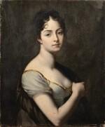 Portrait of Adrienne de Canisy, Duchess of Vicence (1785-1876)
