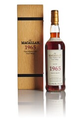 THE MACALLAN FINE & RARE 36 YEAR OLD 56.3 ABV 1965