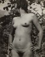 ROGER M. PARRY | NUDE, 1932-33