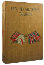 Winston S. Churchill | Ian Hamilton's March. Toronto: The Copp, Clark Company, Ltd., 1904