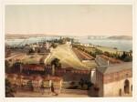 Fossati | Aya Sophia Constantinople, 1852