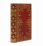 LONGUS. Daphnis et Chloé. [Paris],1745. Maroquin à dentelle de l'époque dans le goût de Derome. Edition illustrée