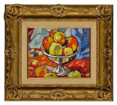View 2. Thumbnail of Lot 35. COUPE DE FRUITS.