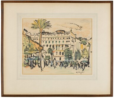View 2. Thumbnail of Lot 9. In Nice.