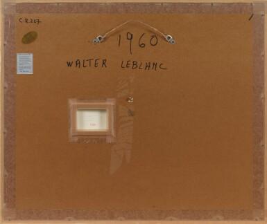View 3. Thumbnail of Lot 41. Gouache - Relief Sable.