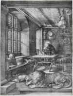 Saint Jerome in his Study (B. 60; M., Holl. 59)