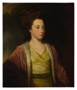 Portrait of Frances Alicia Bennet (b. 1749), half-length