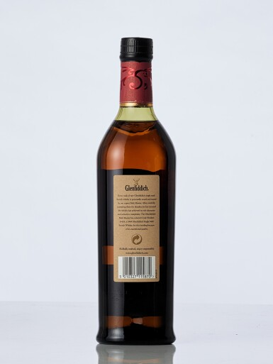 View 2. Thumbnail of Lot 2022. Glenfiddich Rare Collection 44 Year Old 41.4 abv 1964 (1 BT70).
