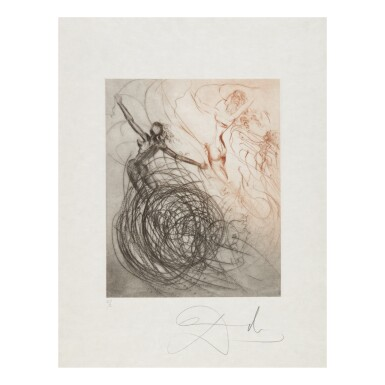 View 5. Thumbnail of Lot 93. SALVADOR DALÍ   THE HIPPIES (MICHLER & LÖPSINGER 377-387; FIELD 69-13).