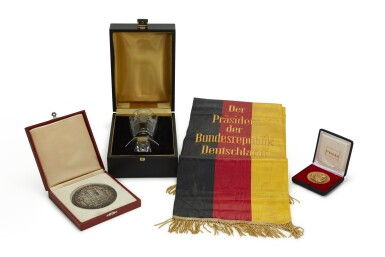 GERMAN CIVIL AWARDS AND DECORATIONS, 1977-1985