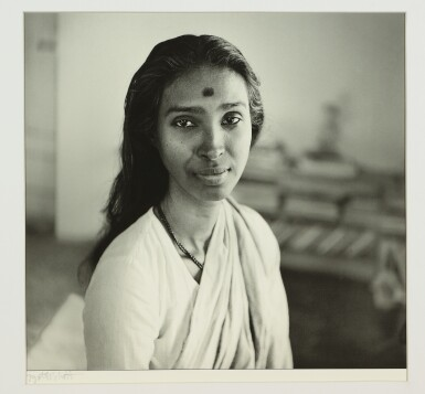 View 9. Thumbnail of Lot 98. JYOTI BHATT | UNTITLED (ELEVEN ICONIC PHOTOS OF ARTISTS).