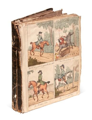 View 1. Thumbnail of Lot 208. The Mason Family Album, 1794-1862.
