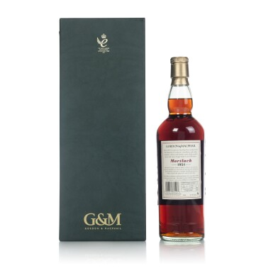 View 2. Thumbnail of Lot 71. Mortlach Gordon & MacPhail 58 Year Old 43.0 abv 1954 (1 BT70).
