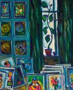 ZURAB TSERETELI | By the Window