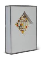 MARCO MAGGI | TURNER BOX (PAPER ON MONDRIAN)