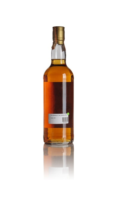 View 2. Thumbnail of Lot 367. GLENLOCHY SESTANTE 13 YEAR OLD 40.0 ABV 1974  .