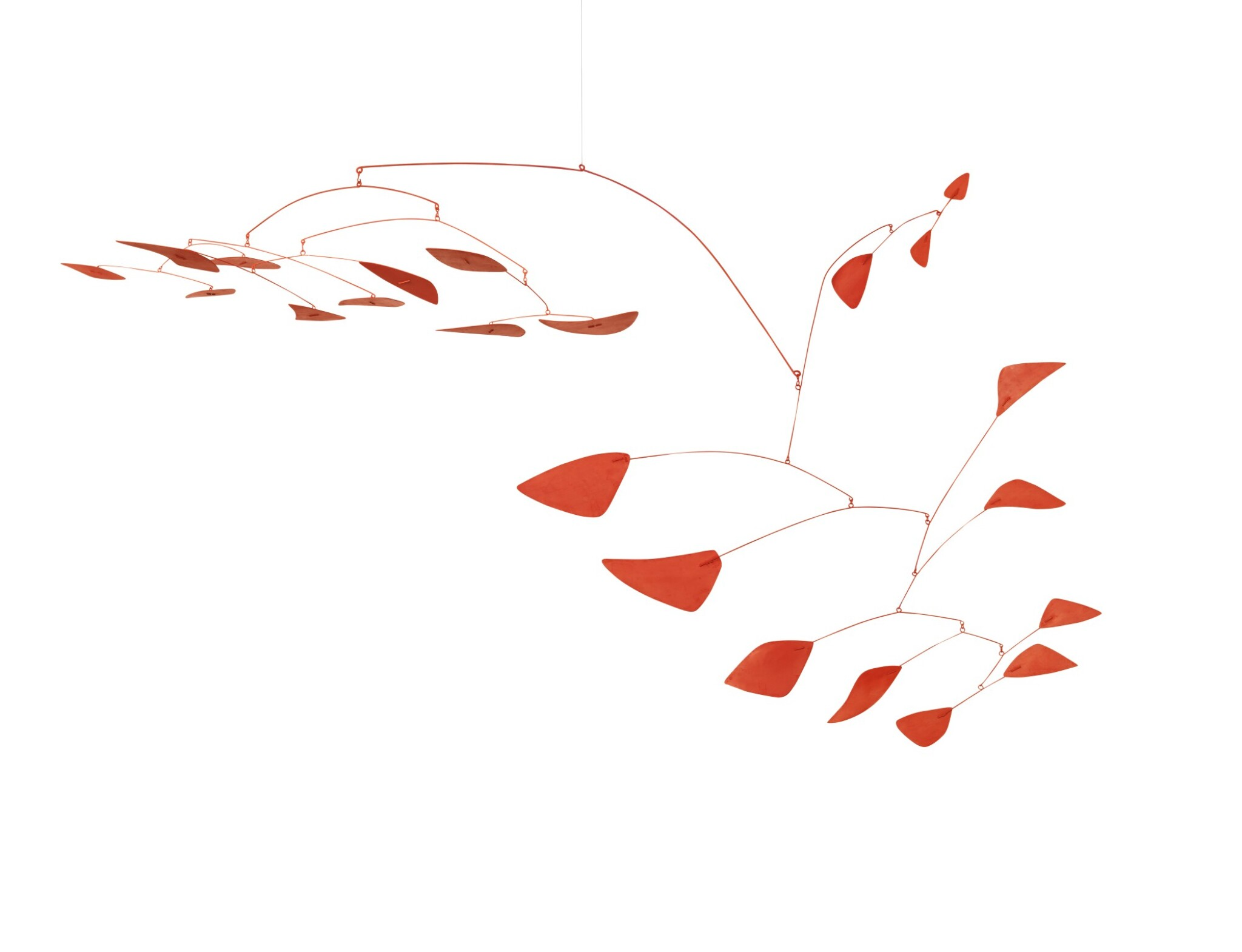 View full screen - View 1 of Lot 7. ALEXANDER CALDER | SUMAC 17.
