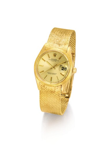 """View 2. Thumbnail of Lot 2112. ROLEX 