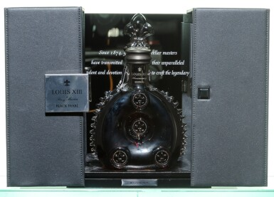 View 1. Thumbnail of Lot 263. Remy Martin Louis XIII Black Pearl 140th Anniversary 40.0 abv NV .