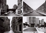 'Clinton Road', Murdock Cottages, London, 1977; 'Panorama 2', Beaugrenelle, Paris, 1979; 'Gereonswall', Koln, 1980; 'Calle Tintoretto', Venezia, 1990