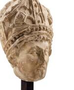 FRENCH, BURGUNDY OR CHAMPAGNE, MID-14TH CENTURY | SAINT ELOI