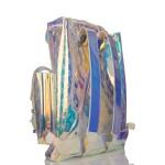 Louis Vuitton x Virgil Abloh Prism Iridescent Christopher Backpack GM
