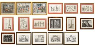VARIOUS ARTISTS | A COLLECTION OF ENGRAVINGS [ENSEMBLE DE GRAVURES]