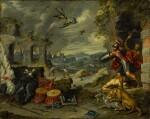 An Allegory of War