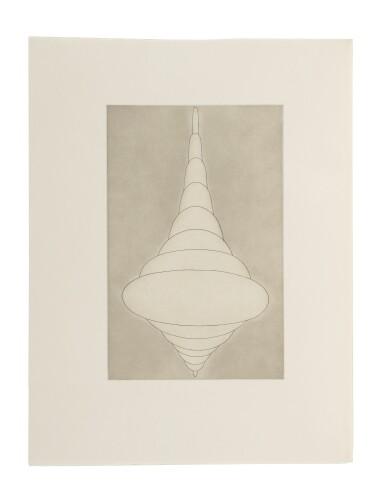 LOUISE BOURGEOIS | THE PURITAN (MOMA 1072-1079)