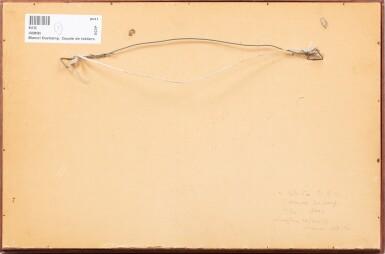 View 3. Thumbnail of Lot 102. Couple de tabliers.