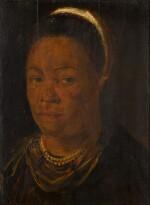 FOLLOWER OF REMBRANDT HARMENSZ. VAN RIJN | Portrait of a woman
